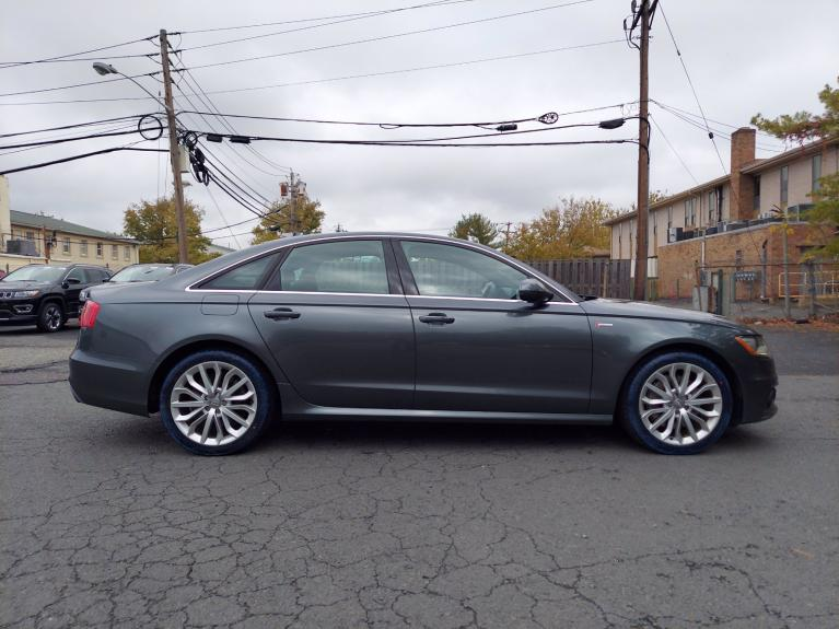 Used 2014 Audi A6 3.0T Prestige for sale Sold at Victory Lotus in Princeton NJ 08540 7