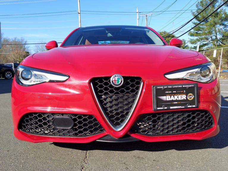 Used 2018 Alfa Romeo Giulia for sale $26,995 at Victory Lotus in Princeton NJ 08540 2