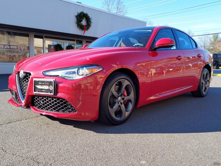 Used 2018 Alfa Romeo Giulia for sale $26,995 at Victory Lotus in Princeton NJ 08540 3