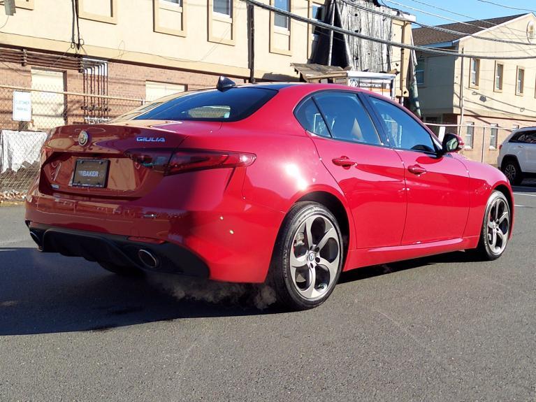 Used 2018 Alfa Romeo Giulia for sale $26,995 at Victory Lotus in Princeton NJ 08540 6