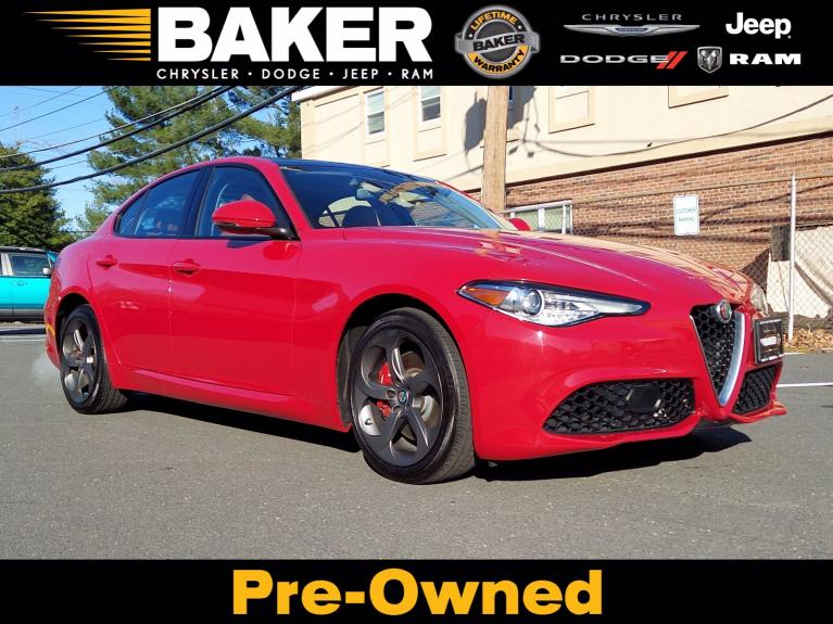 Used 2018 Alfa Romeo Giulia for sale $27,695 at Victory Lotus in Princeton NJ