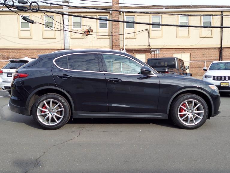 Used 2018 Alfa Romeo Stelvio Ti Lusso for sale Sold at Victory Lotus in Princeton NJ 08540 7