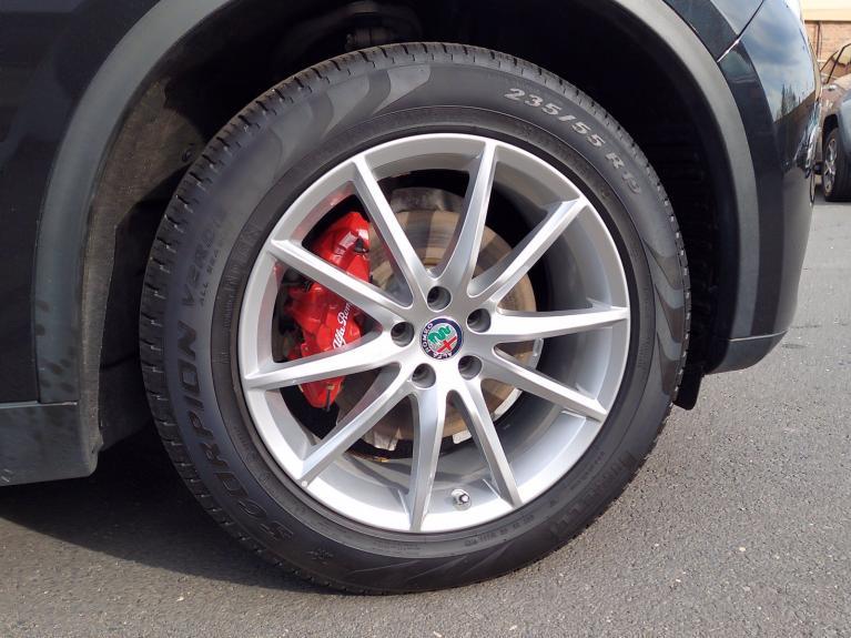 Used 2018 Alfa Romeo Stelvio Ti Lusso for sale Sold at Victory Lotus in Princeton NJ 08540 8