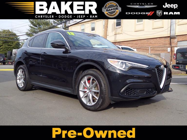Used 2018 Alfa Romeo Stelvio Ti Lusso for sale $31,995 at Victory Lotus in Princeton NJ
