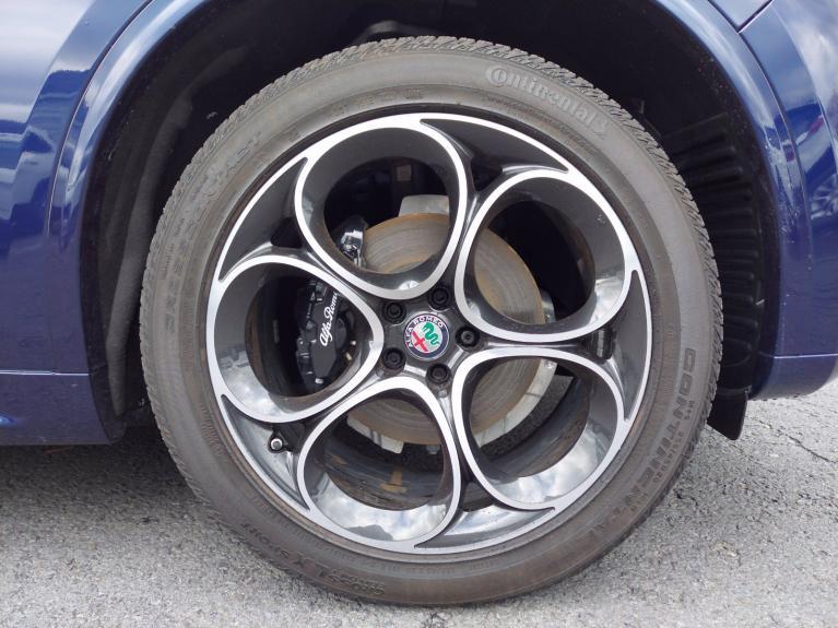 Used 2020 Alfa Romeo Stelvio Ti Lusso for sale $42,395 at Victory Lotus in Princeton NJ 08540 8