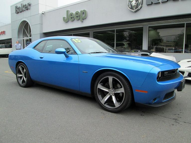 Used 2015 Dodge Challenger R/T Plus Shaker for sale Sold at Victory Lotus in Princeton NJ 08540 2