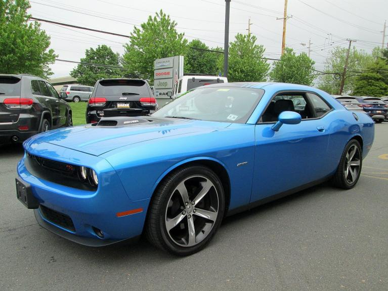 Used 2015 Dodge Challenger R/T Plus Shaker for sale Sold at Victory Lotus in Princeton NJ 08540 4