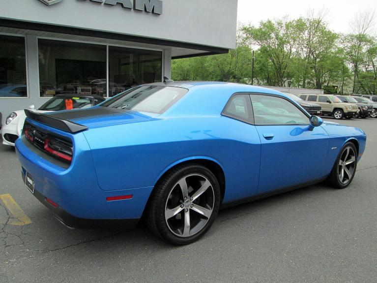 Used 2015 Dodge Challenger R/T Plus Shaker for sale Sold at Victory Lotus in Princeton NJ 08540 7
