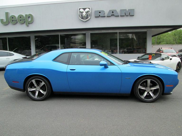 Used 2015 Dodge Challenger R/T Plus Shaker for sale Sold at Victory Lotus in Princeton NJ 08540 8