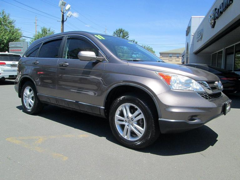 Used 2011 Honda CR-V EX-L for sale Sold at Victory Lotus in Princeton NJ 08540 2