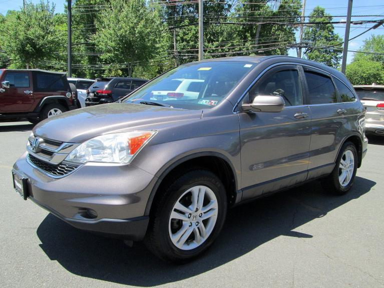 Used 2011 Honda CR-V EX-L for sale Sold at Victory Lotus in Princeton NJ 08540 4