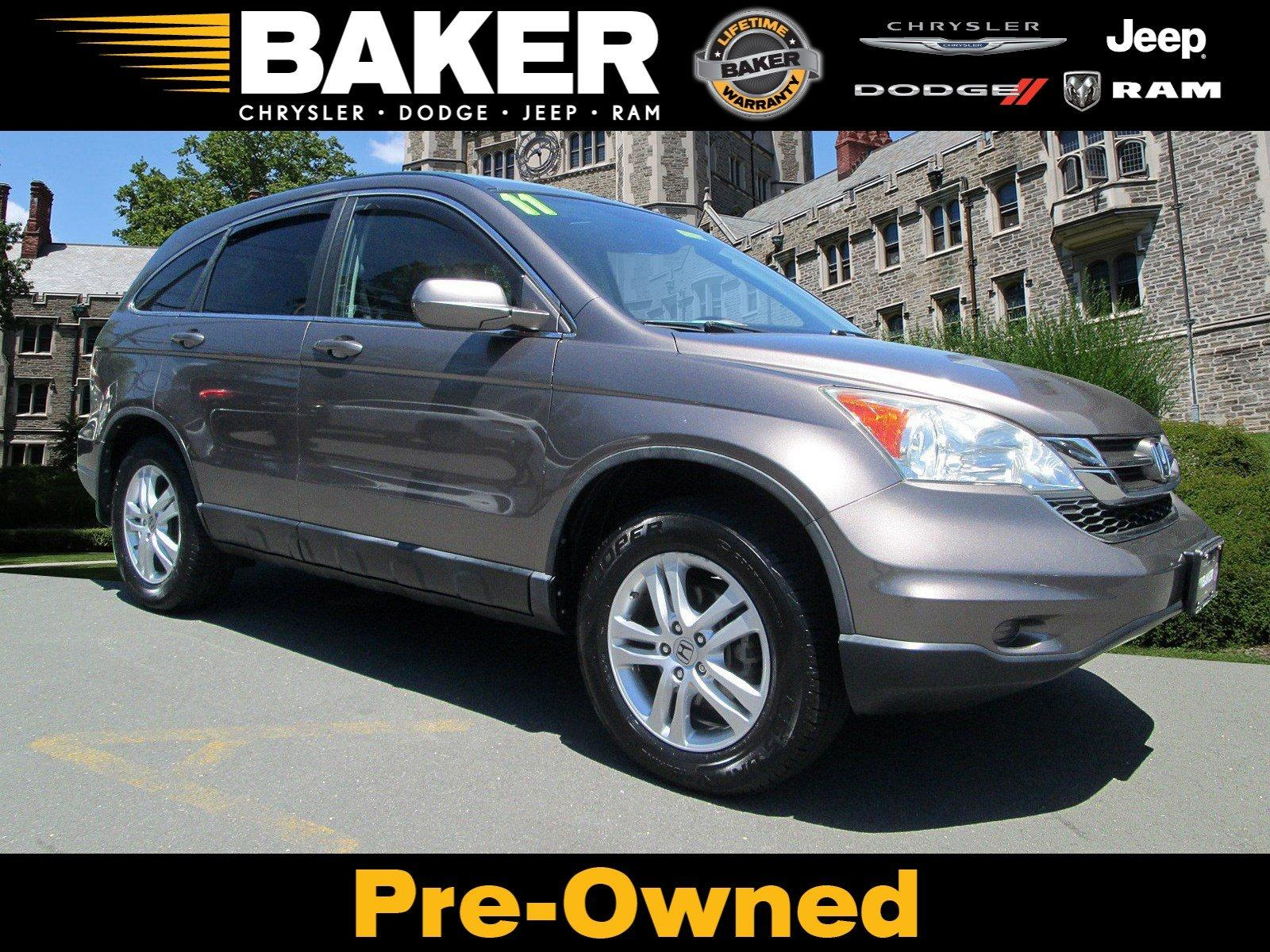 Used 2011 Honda CR-V EX-L for sale Sold at Victory Lotus in Princeton NJ 08540 1