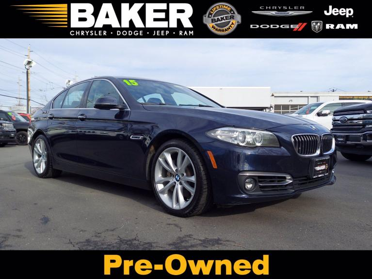 Used 2015 BMW 5 Series 535i xDrive for sale $18,795 at Victory Lotus in Princeton NJ
