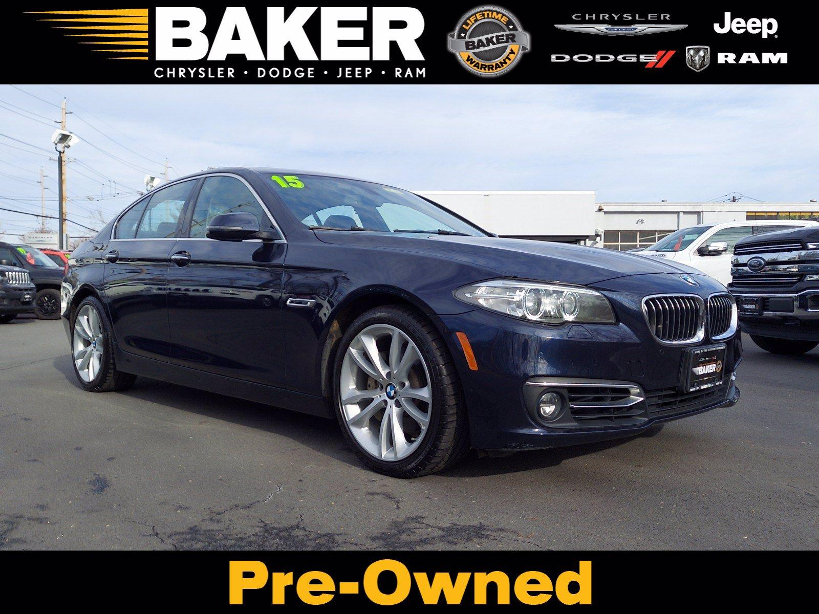 Used 2015 BMW 5 Series 535i xDrive for sale $20,995 at Victory Lotus in Princeton NJ 08540 1