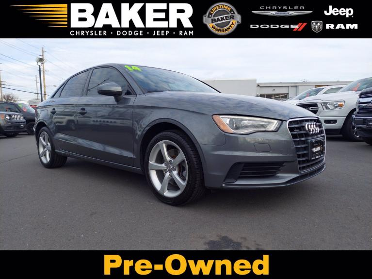 Used 2015 Audi A3 2.0T Premium Plus for sale $16,595 at Victory Lotus in Princeton NJ