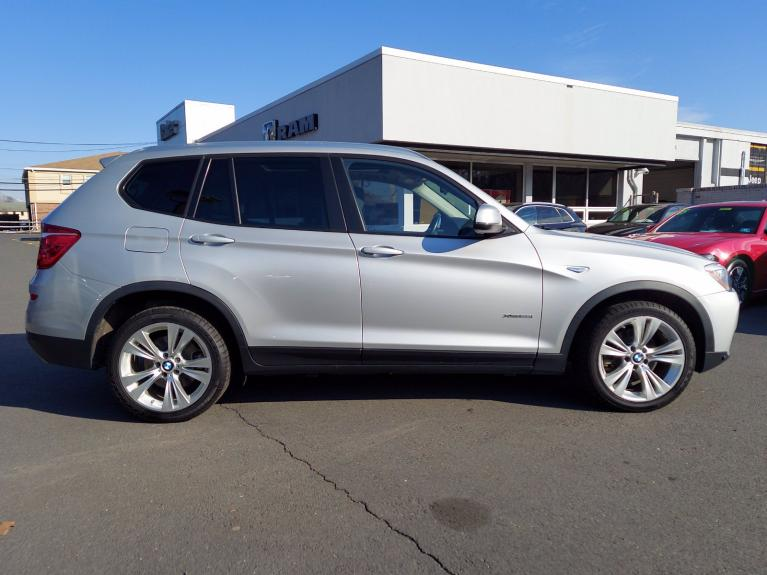 Used 2015 BMW X3 xDrive28i for sale $16,795 at Victory Lotus in Princeton NJ 08540 7