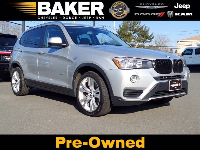 Used 2015 BMW X3 xDrive28i for sale $16,795 at Victory Lotus in Princeton NJ 08540 1