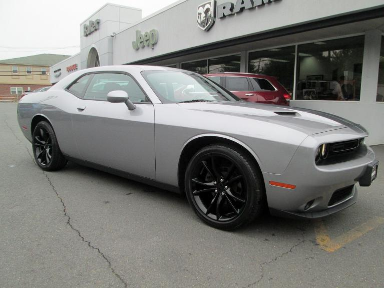 Used 2016 Dodge Challenger SXT for sale $19,995 at Victory Lotus in Princeton NJ 08540 2