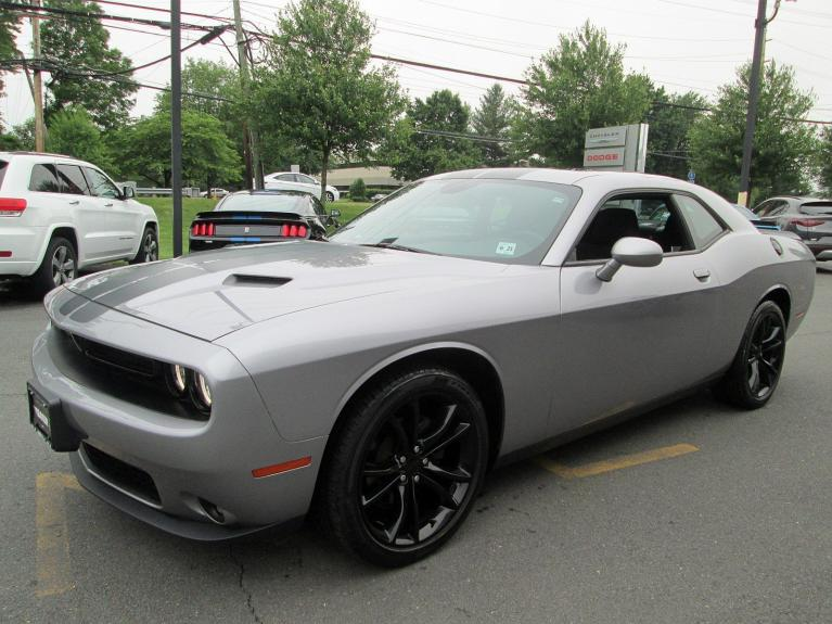 Used 2016 Dodge Challenger SXT for sale $19,995 at Victory Lotus in Princeton NJ 08540 4