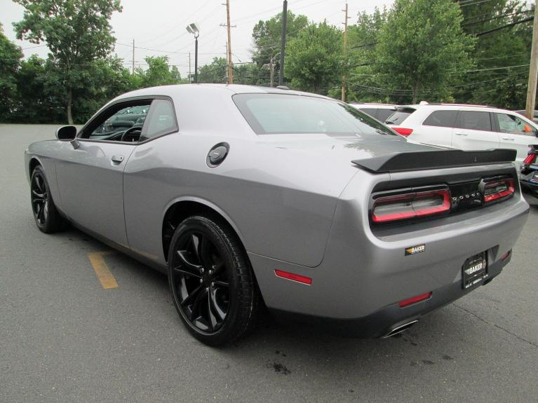 Used 2016 Dodge Challenger SXT for sale $19,995 at Victory Lotus in Princeton NJ 08540 5