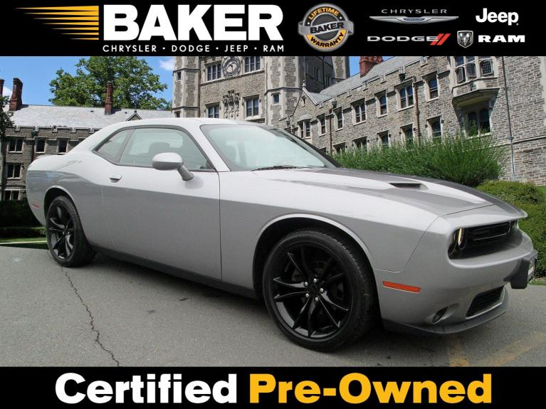 Used 2016 Dodge Challenger SXT for sale $19,995 at Victory Lotus in Princeton NJ