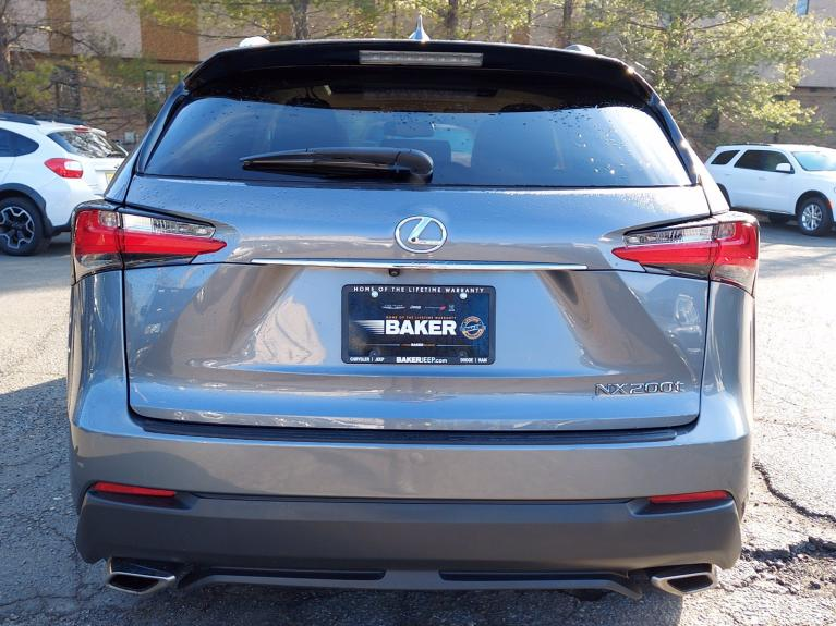 Used 2015 Lexus NX 200t for sale $22,495 at Victory Lotus in Princeton NJ 08540 5