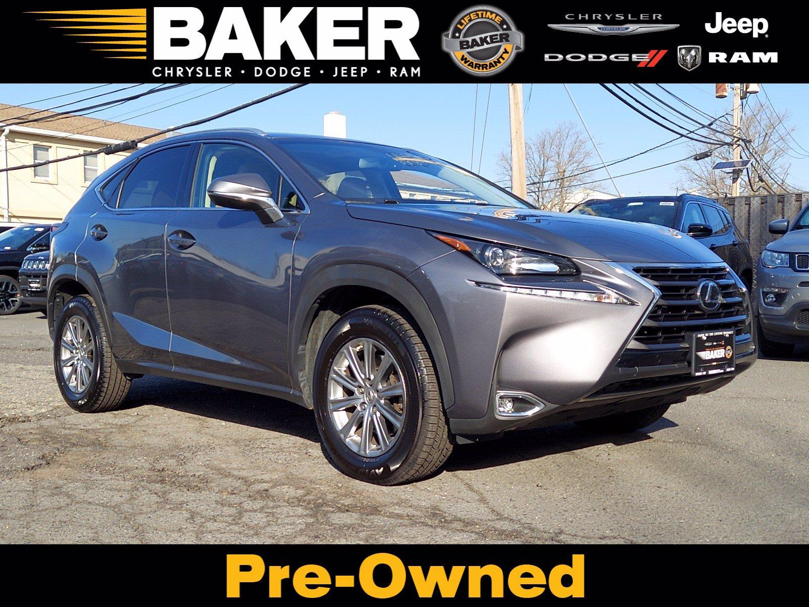 Used 2015 Lexus NX 200t for sale $22,495 at Victory Lotus in Princeton NJ 08540 1