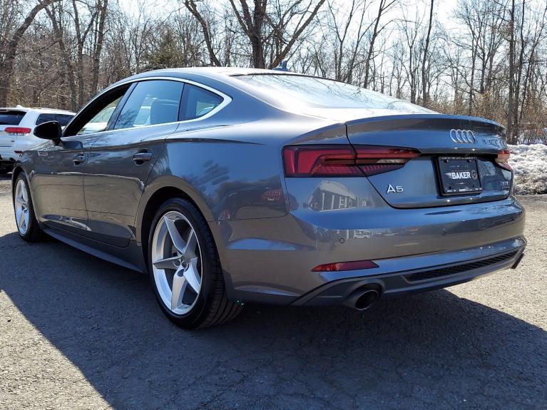 Used 2018 Audi A5 Sportback Premium Plus for sale $31,995 at Victory Lotus in Princeton NJ 08540 4