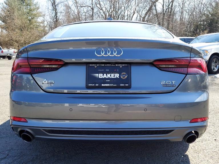 Used 2018 Audi A5 Sportback Premium Plus for sale $31,995 at Victory Lotus in Princeton NJ 08540 5