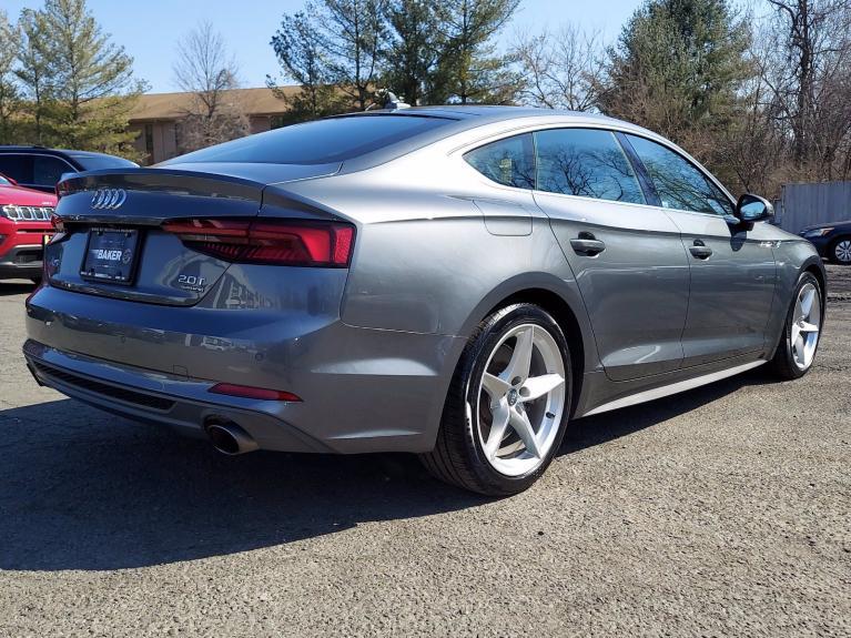 Used 2018 Audi A5 Sportback Premium Plus for sale $31,995 at Victory Lotus in Princeton NJ 08540 6