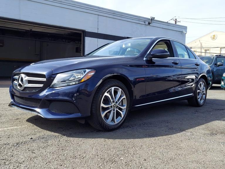Used 2018 Mercedes-Benz C-Class C 300 for sale $28,495 at Victory Lotus in Princeton NJ 08540 3