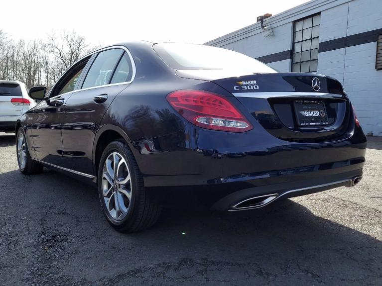 Used 2018 Mercedes-Benz C-Class C 300 for sale $28,495 at Victory Lotus in Princeton NJ 08540 4