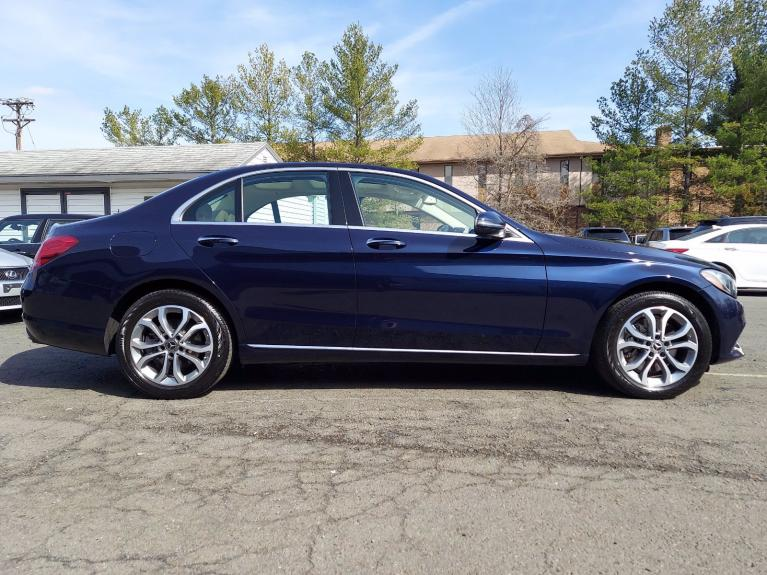 Used 2018 Mercedes-Benz C-Class C 300 for sale $28,495 at Victory Lotus in Princeton NJ 08540 7