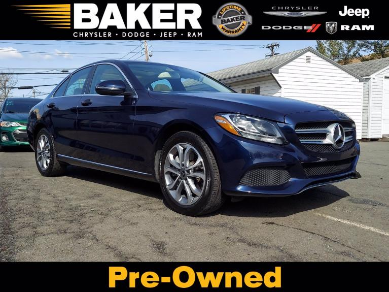 Used 2018 Mercedes-Benz C-Class C 300 for sale $28,495 at Victory Lotus in Princeton NJ 08540 1