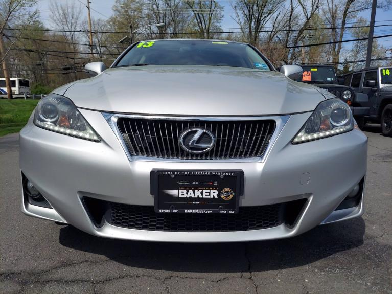 Used 2013 Lexus IS 250 for sale Sold at Victory Lotus in Princeton NJ 08540 2