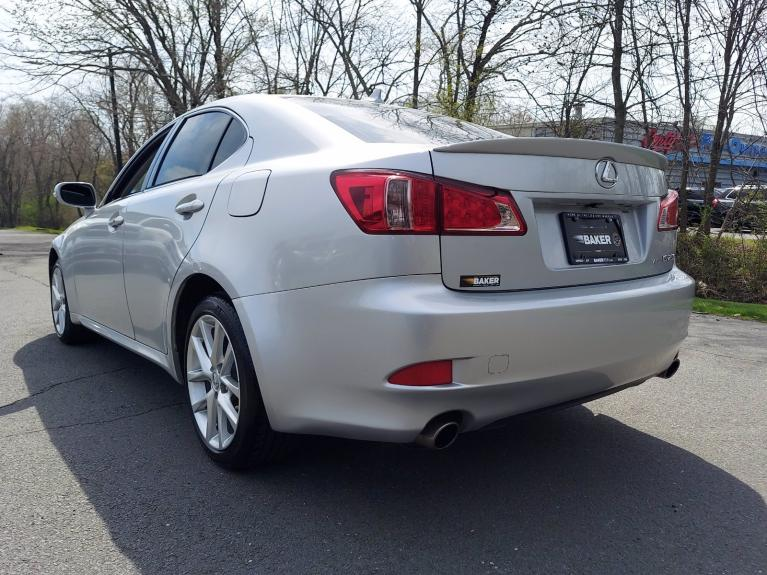 Used 2013 Lexus IS 250 for sale Sold at Victory Lotus in Princeton NJ 08540 4