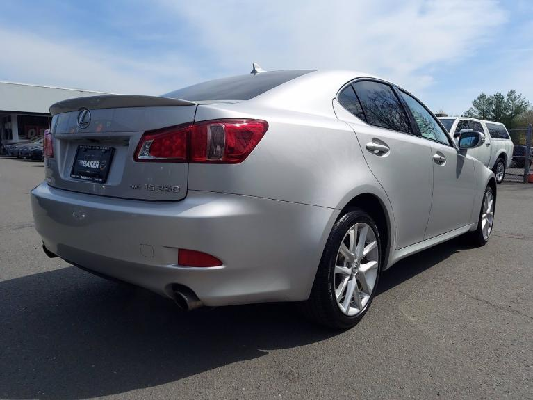 Used 2013 Lexus IS 250 for sale Sold at Victory Lotus in Princeton NJ 08540 6