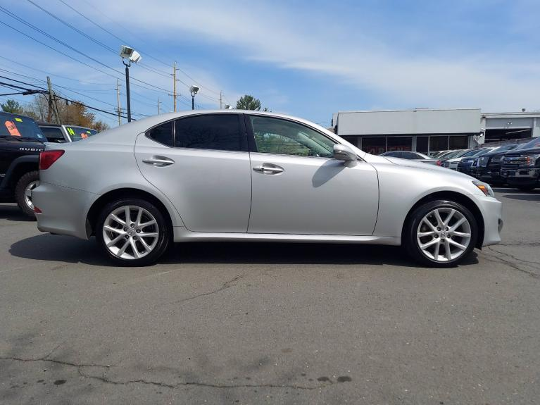 Used 2013 Lexus IS 250 for sale Sold at Victory Lotus in Princeton NJ 08540 7