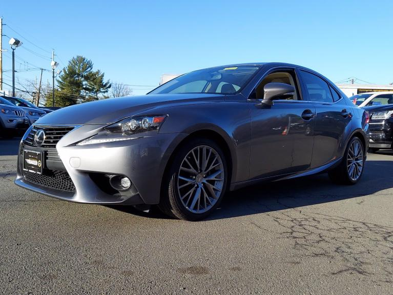 Used 2015 Lexus IS 250 for sale $21,595 at Victory Lotus in Princeton NJ 08540 2