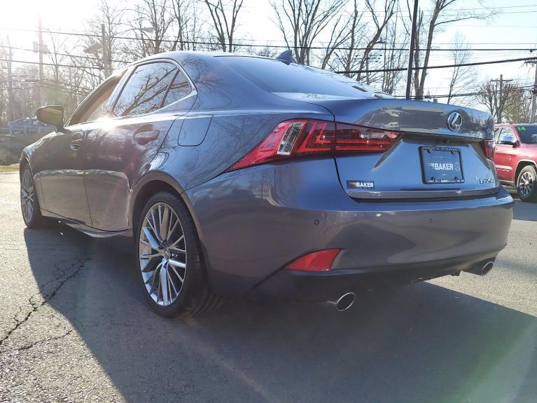 Used 2015 Lexus IS 250 for sale $21,595 at Victory Lotus in Princeton NJ 08540 3