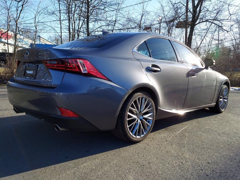 Used 2015 Lexus IS 250 for sale $21,595 at Victory Lotus in Princeton NJ 08540 5