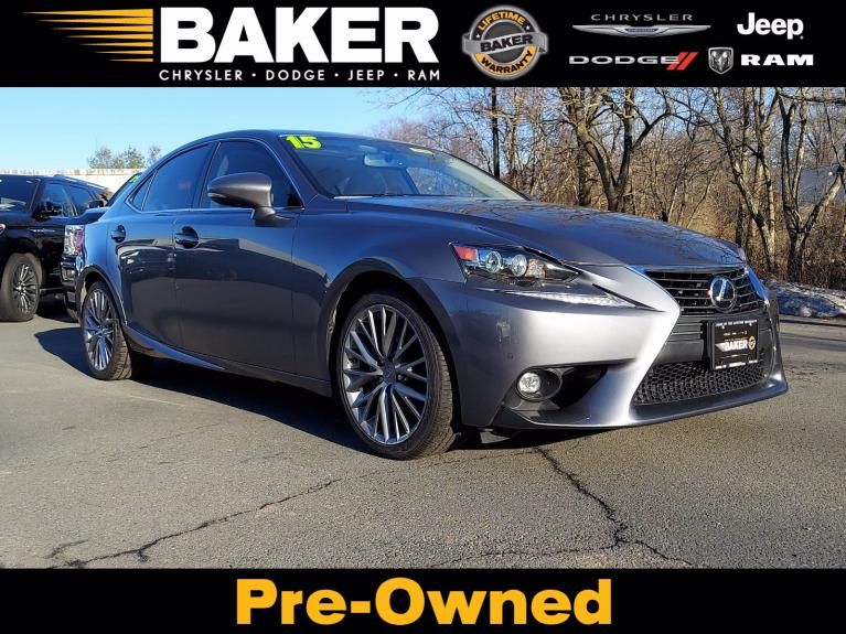 Used 2015 Lexus IS 250 for sale $21,595 at Victory Lotus in Princeton NJ