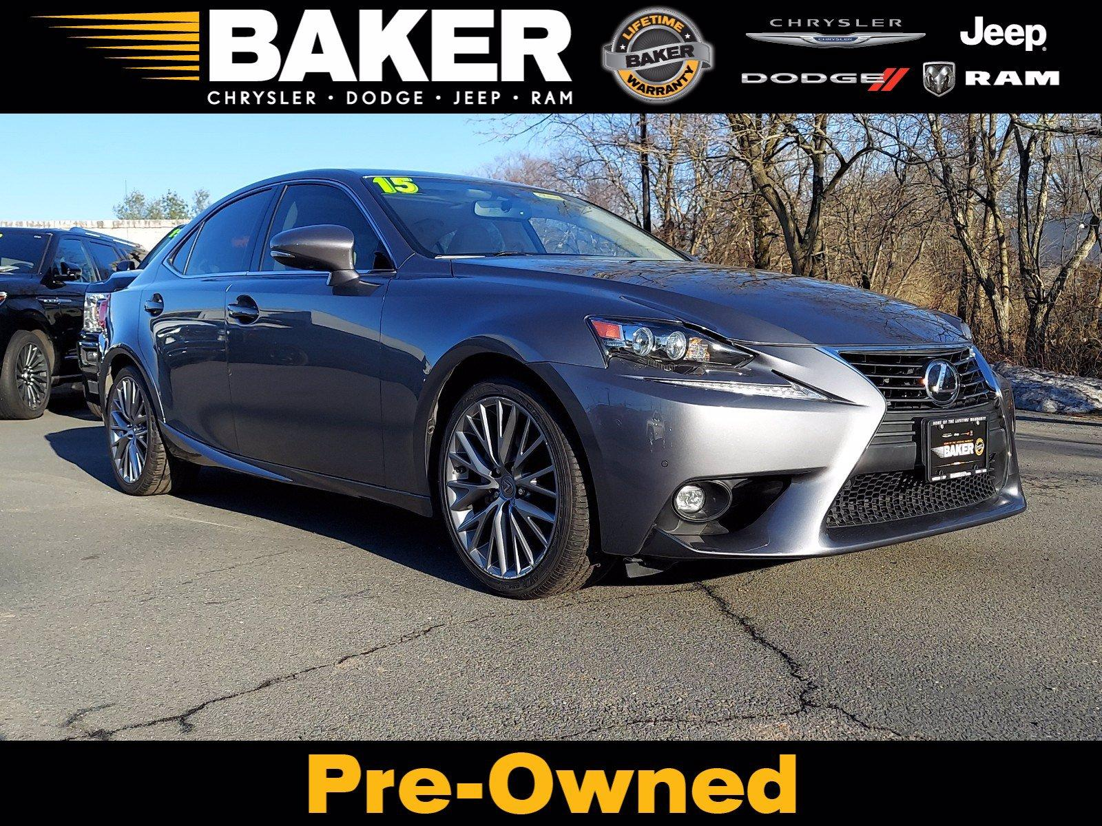 Used 2015 Lexus IS 250 for sale $21,595 at Victory Lotus in Princeton NJ 08540 1