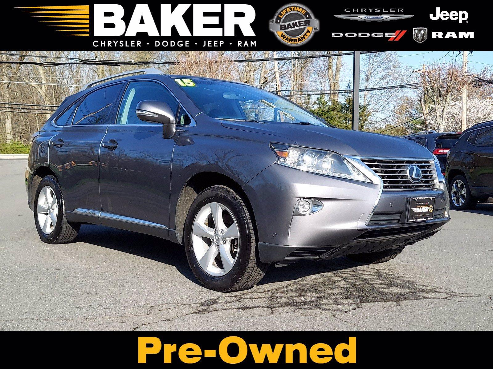 Used 2015 Lexus RX 350 for sale $21,995 at Victory Lotus in Princeton NJ 08540 1