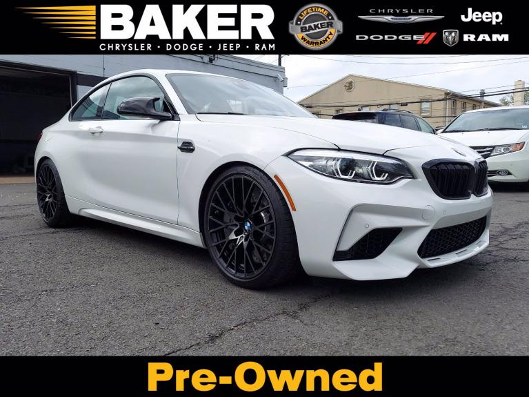 Used 2020 BMW M2 Competition for sale $63,995 at Victory Lotus in Princeton NJ 08540 1