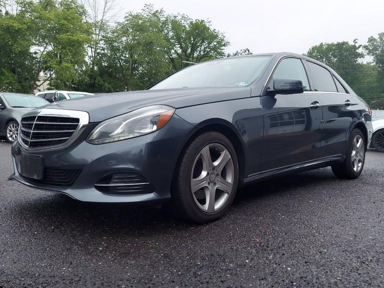 Used 2016 Mercedes-Benz E-Class E 350 Luxury for sale $24,495 at Victory Lotus in Princeton NJ 08540 2