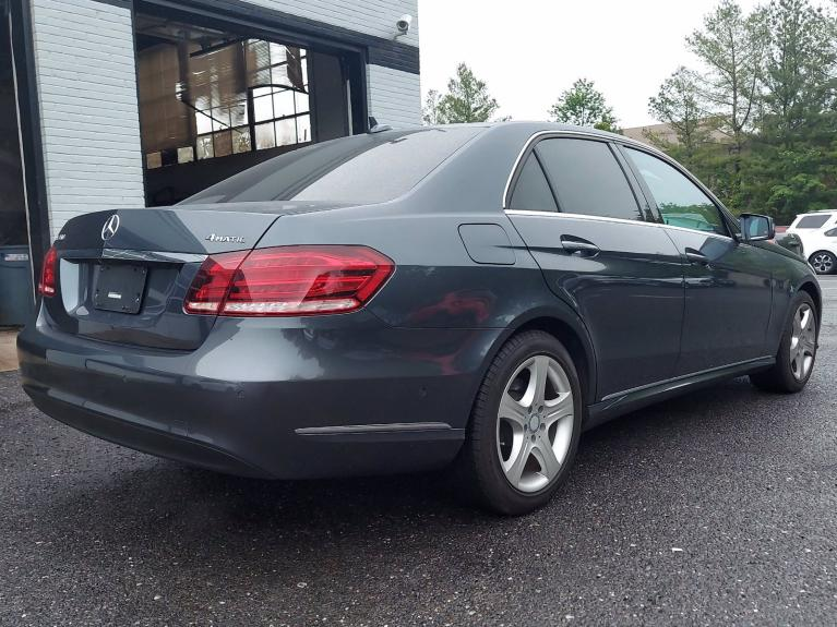 Used 2016 Mercedes-Benz E-Class E 350 Luxury for sale $24,495 at Victory Lotus in Princeton NJ 08540 5
