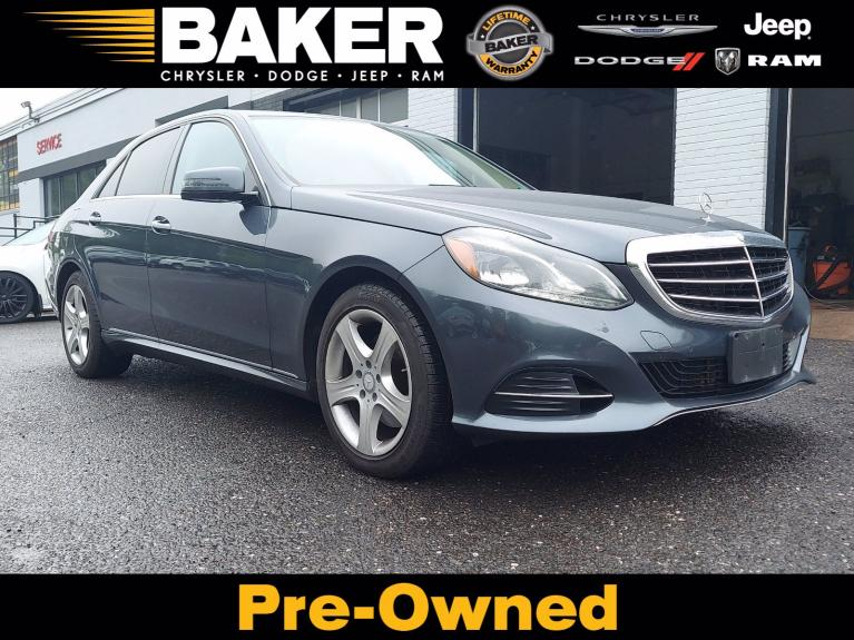 Used 2016 Mercedes-Benz E-Class E 350 Luxury for sale $24,495 at Victory Lotus in Princeton NJ 08540 1