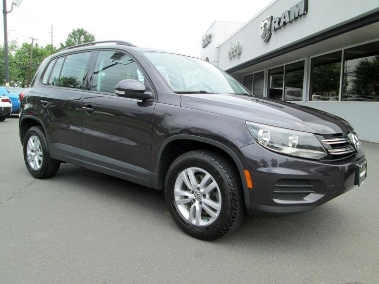 Used 2016 Volkswagen Tiguan S for sale Sold at Victory Lotus in Princeton NJ 08540 2