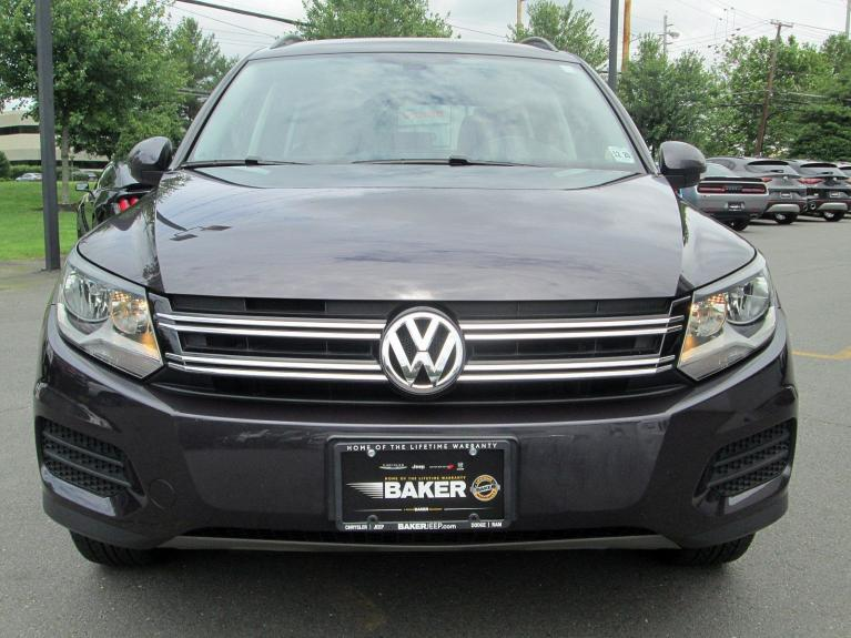 Used 2016 Volkswagen Tiguan S for sale Sold at Victory Lotus in Princeton NJ 08540 3